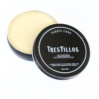 TresFillos Waterproofing wax ,Beeswax, anti air, otterwax, fabric care