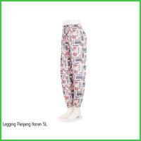 Celana Legging Wanita Celana Panjang Koran Warna