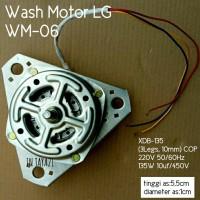 Dinamo Mesin Cuci Motor Wash LG 2 Tabung WM-06
