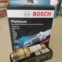 Busi Mobil VW - BOSCH Platinum WR8APP30T 1 set isi 4