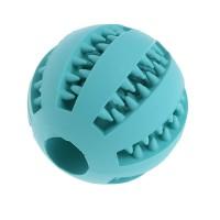 Mainan Kunyah Bentuk Bola Anti Gigit untuk Anjing