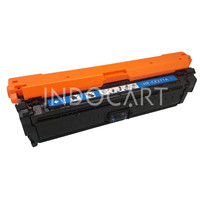 Toner Cartridge Compatible HP 650A CE271A - HP CP5525 M750 - CYAN