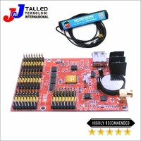 CONTROLLER CARD RUNNING TEXT USB & WIFI HD-W63