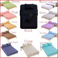 Sederhana tapi Bed Cover Minimalis Ukuran King 180x200 / Queen