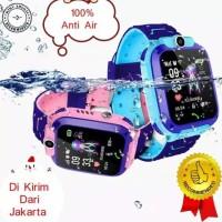 jam tangan pintar anak-anak, layar sentuh telepon 1.44 anti air / imo
