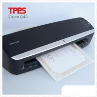 Mesin Laminating /Alat Press/ Laminator/Vision G40 (GARANSI 1 TAHUN)
