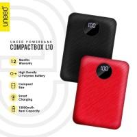 UNEED Compact Box L10 UPB405 Powerbank 10.000mAh With Display