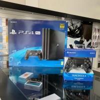 Playstation ps 4 pro 1tb+stick resmi (cash dan kredit) proses mudah