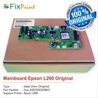 Mainboard Epson L200, Motherboard L200, Board Printer Epson L200