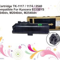 Cartridge Compatible TK-1117 1174 For Kyocera M2640dv M2040dn M2540dn