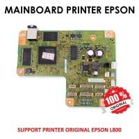 Mainboard Mother Board Spare Part Original Printer Epson L800