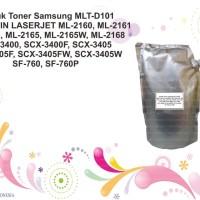 Serbuk Toner Samsung MLT-D101 FOR USE IN LJ ML-2160, ML-2161,