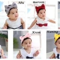 Headband Bayi - Bandana Bayi Imut - Bando Bayi - Headband Anak