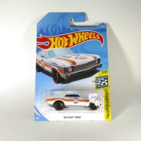 hot wheels 68 chevy nova (2019)