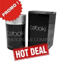 PROMO TERBATAS!! CABOKI TOPPIK HAIR BUILDING FIBER PENEBAL RAMBUT