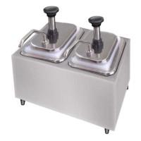 Mesin Pompa Saus / Tempat Saus / Stainless Sauce Pan GETRA 151444