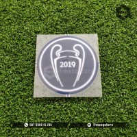 [PATCH] DEFENDING 2019 JERSEY LIVERPOOL UCL WINNER REMAKE HK