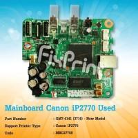 Mainboard Bekas Canon ip2770, Motherboard ip 2770 mobo Original - OLD MODEL