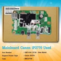 Mainboard Printer Canon ip2770, Motherboard 2770 ip 2770 Board Ori - Bekas