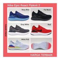 Sepatu Nike Original - Sepatu Nike Flayknit Racer - Sepatu Olahraga -