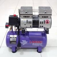 COMPRESSOR SILENT 3/4 HP LAKONI BASIC 9S