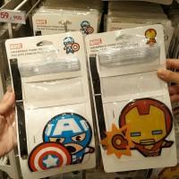 [Jastip Miniso X Marvel] Pouch spiderman captain america iron man