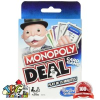 Monopoly Deal Hasbro Card Game