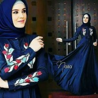 Naila Dress Gamis