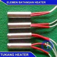 Catridge Batangan Element Heater Dia 12 mm x 40 mm 100 w 220 v