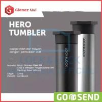 Lock&Lock Lock N Lock Hot&Cool Hero Tumbler Termos Panas Dingin 400ML