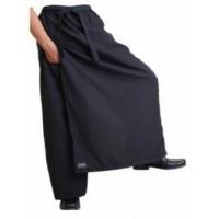 Celana sarung hitam dan putih polos size standar dn jumbo