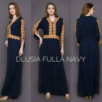 Daster Arab Fulla By Dlusia Original