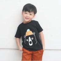 Kaos Anak - Anak |L071 Polar Bear Tee by Little Jergio