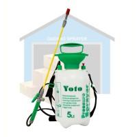 Sprayer Alat Semprot Bertekanan Yoto 5L / Sprayer Bertekanan YT-5