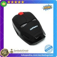 Promo TaffWare Mouse Wireless Optical Iron Man 2.4Ghz - GFSK-M8