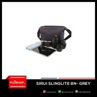 Termurah Sirui Slinglite 8 Fashionable - Tas Kamera - Grey Garansi