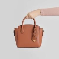 SAG6116 BRowN Chalres & Keith Classic Top Handle Hand Bag