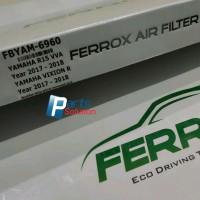 Filter Udara Racing Yamaha Vixion R - R15 VVA FERROX 6960 abc 21647
