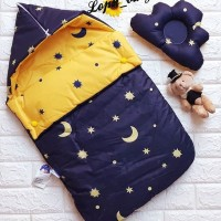 PROMO BABY SLEEPING BAG Baby moonlight only 140.000/ pcs
