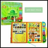 Unit Baru Mainan Anak Muslim E-Book 3 Bahasa