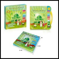 List Laris E-Book Muslim / Ebook 4 Bahasa Islamic -Mainan Edukasi Buku