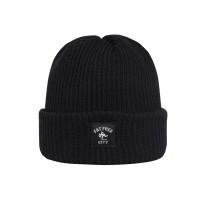 Beanie Blank Black   Fatfreecity Official Store