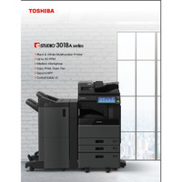 Mesin Fotocopy Baru Toshiba e-Studio 3018