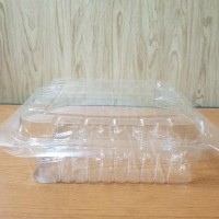 HOT SALE Mika kue plastik - Mika plastik - Mika jajanan pasar B1AX