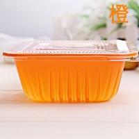 HOT SALE tempat kotak box bento nasi set menu plastik mika kotak makan