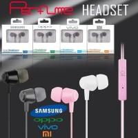 Headset In Ear Headphone Earphone Samsung Oppo Vivo Xiaomi murah