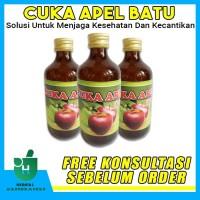 Cuka Apel Batu Organik 100% Original Agro Kusuma