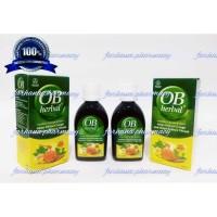 Promo Asli OBH Herbal syrup 100 ml / Plus Madu / Batuk dan Tenggorokan