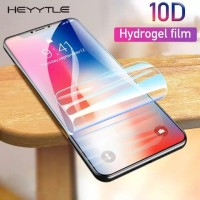 Iphone 6 7 8 Plus X XS Max XR Hydrogel Screen Protector Anti Gores