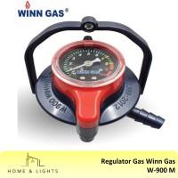 Regulator gas Winn Gas W 900 M Triple Lock Pengunci Ganda